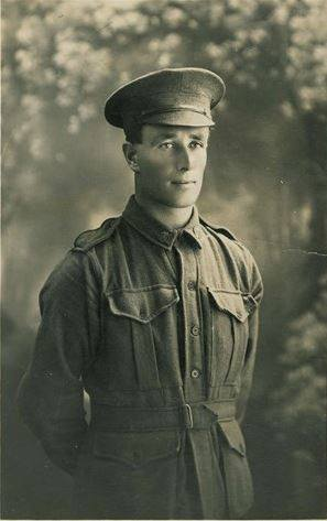 Lance Corporal William Leslie Arnold - 2332 - 9th Battalion - WIA & died of wounds 16 Aug 1916