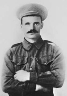 Sergeant Martin OMeara VC - 16th Battalion - Survived Pozieres