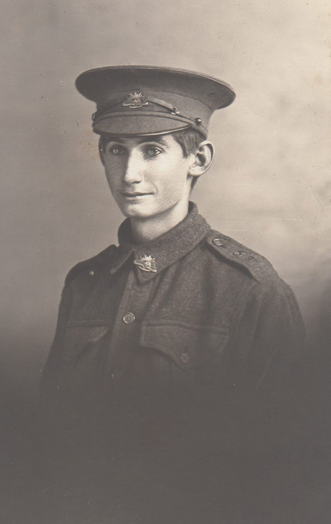 Private Graham Frederick Hayes - 3535 - 51st Battalion - KIA 14th August 1916