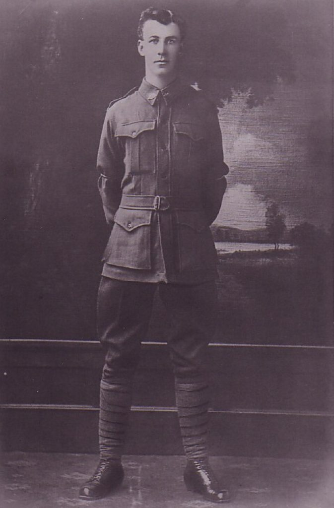 Private James Ross Duperouzel - 4783 - 51st Battalion AIF - KIA 14/16 Aug 1916 Mouquet Farm