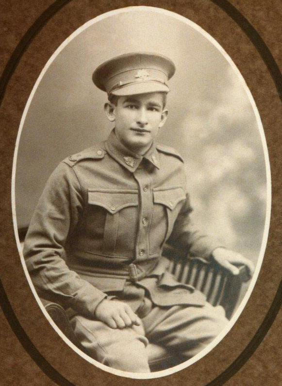 Private John Rolston Beattie - 3779 - 20th Battalion - KIA 5 Aug 1916