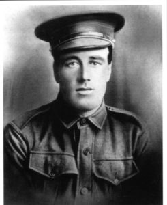 Private Jonathan (Jock) Stephens. 7th Battalion KIA on 25 July 1916.