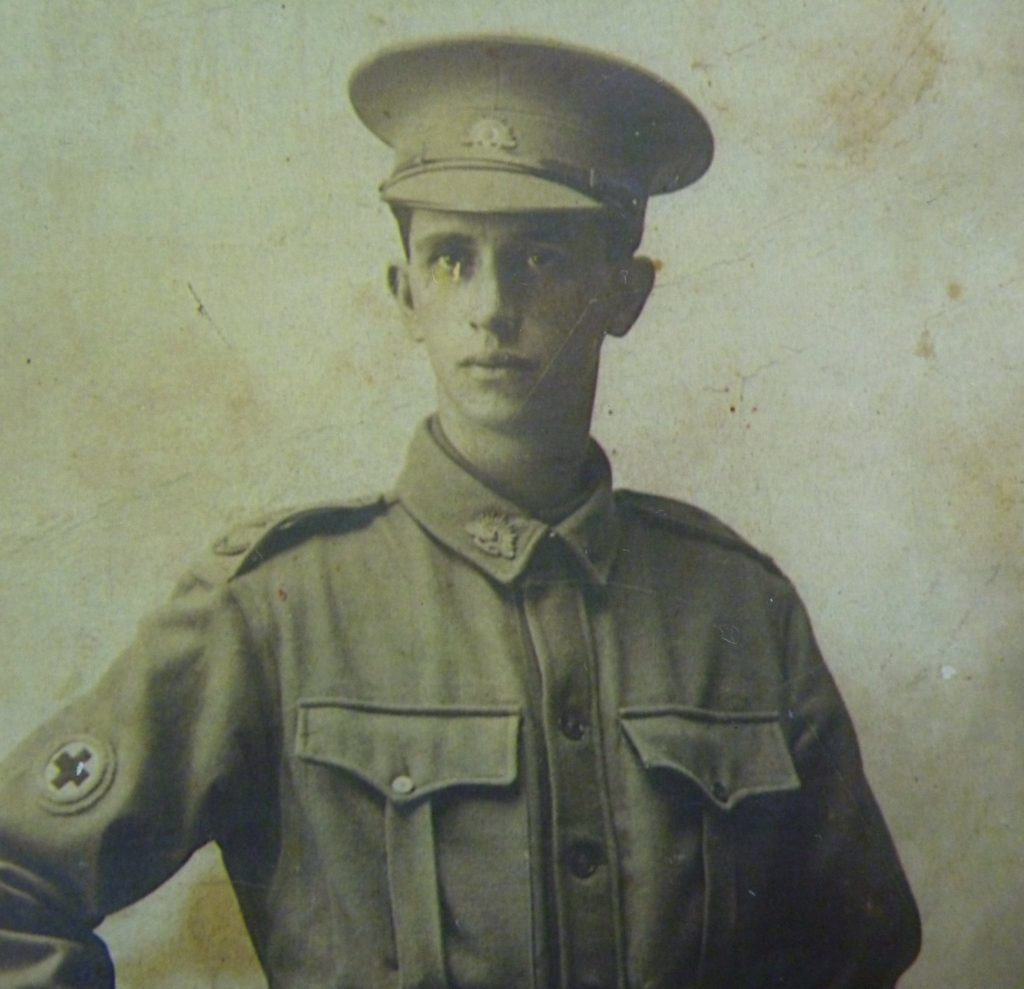Victor Edward Prewett - 3532 - 7th Field Ambulance - KIA 26 Aug 1916 at Mouquet Farm